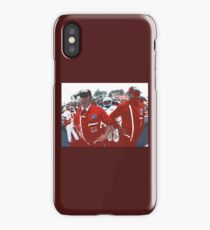 """Unique and rare 1980 Race Trucks France 17 (c) (t) """" fawn paint Picasso ! Olao-Olavia by Okaio Créations iPhone Case/Skin"""
