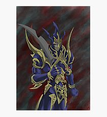 Yu-Gi-Oh: Black Luster Soldier Photographic Print