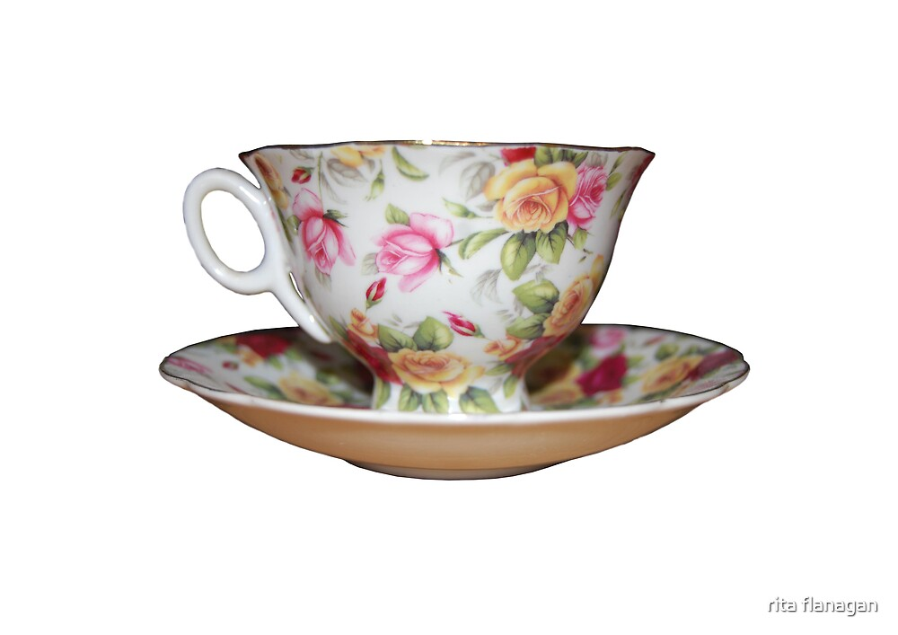 how about a nice cup of tea  by rita flanagan