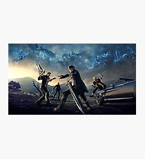 Final Fantasy Photographic Print
