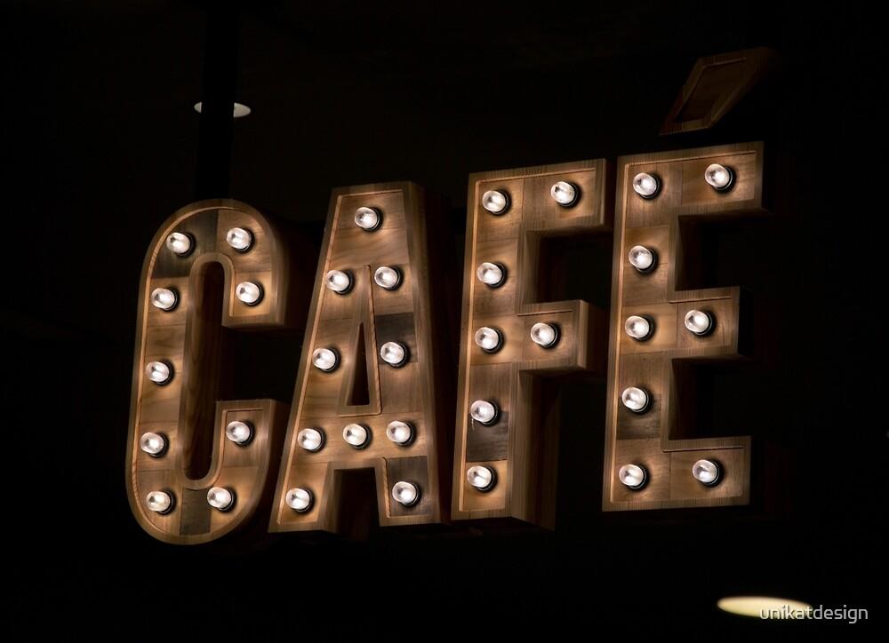 Café by unikatdesign