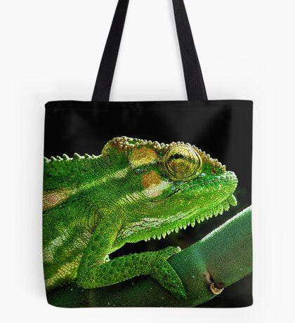 Cape Dwarf Chameleon Tote Bag