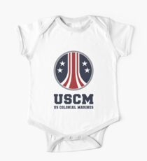 United States Colonial Marines - USCM Variant One Piece - Short Sleeve