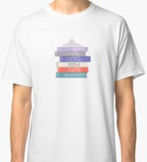 The Selection Series Spines Classic T-Shirt