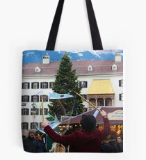 Dreams of a Journey Tote Bag