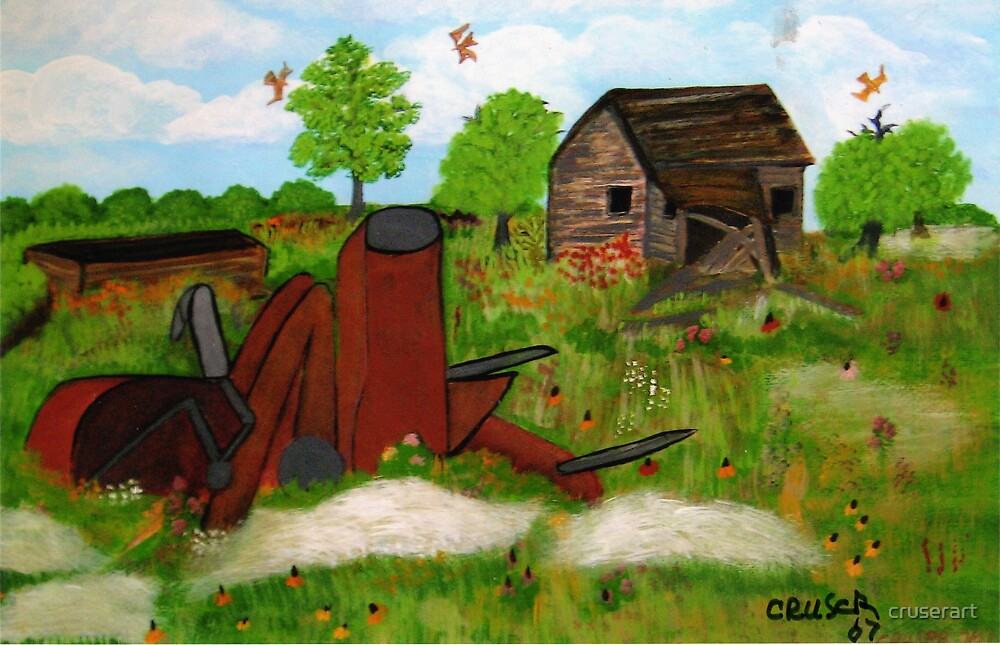 The Homestead by cruserart