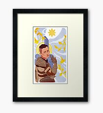 The Star - Cremisius Aclassi Tarot card Framed Print