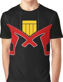 DREDD HELMET Graphic T-Shirt