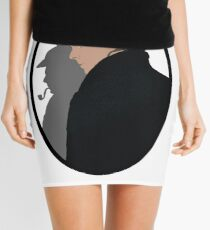 Sherlock  Mini Skirt