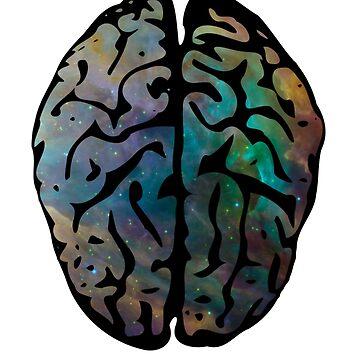 Universal brain by MadeleineKyger