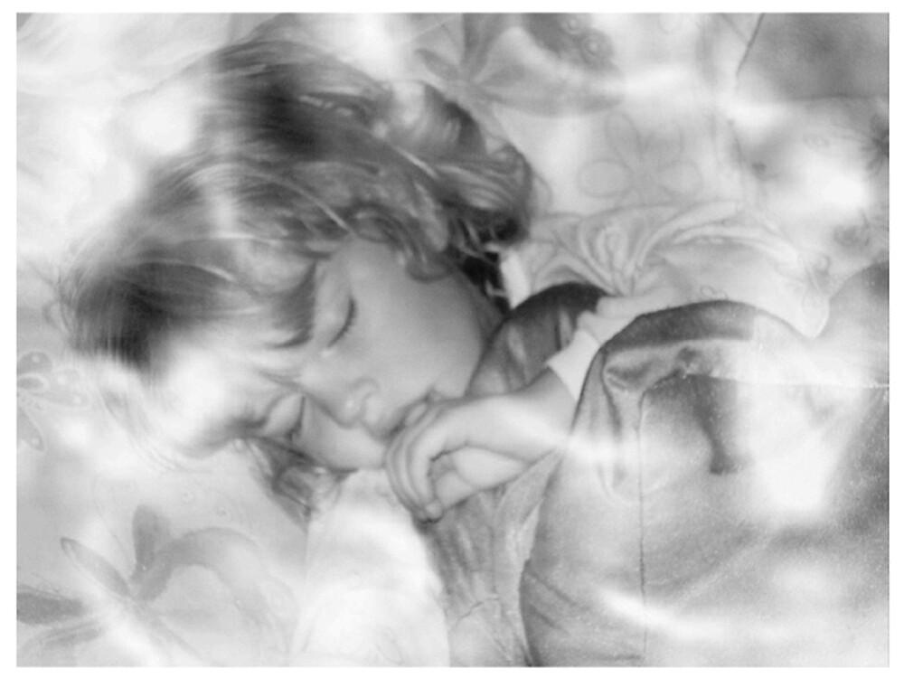 Sleeping Beauty in Dreamland by badbeeb