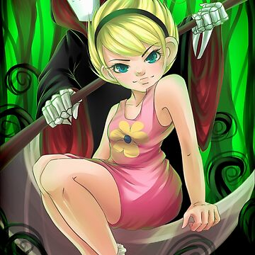 Grim adventures! by chiichanny