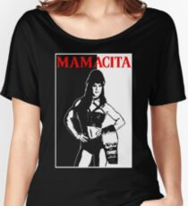 Mamacita Chyna Scarface Tribute Women's Relaxed Fit T-Shirt