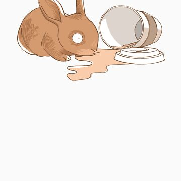 Coffy Rabbit by caanan
