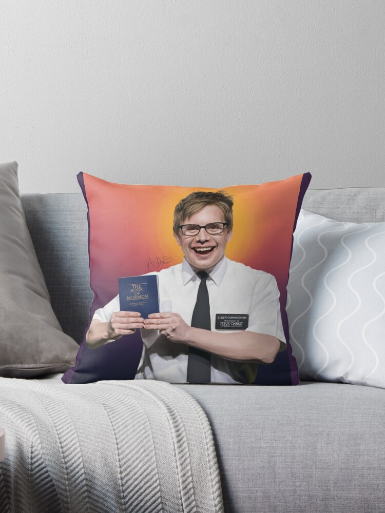 Elder Cunningham Brian Sears Throw Pillows By Rockstarology Inspiration Sears Decorative Pillows