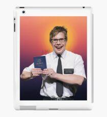 Elder Cunningham (Brian Sears) iPad Case/Skin