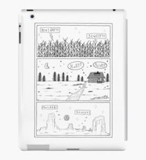 The X-Files comics iPad Case/Skin