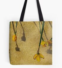 And We All Fall Down Tote Bag
