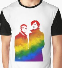 Johnlock Graphic T-Shirt