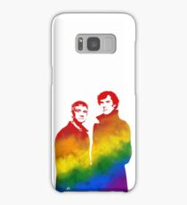 Johnlock Samsung Galaxy Case/Skin
