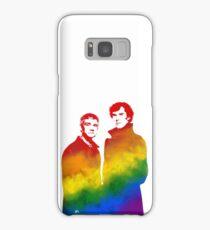 Johnlock Samsung Galaxy Case/Skin