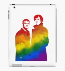 Johnlock iPad Case/Skin