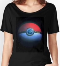 Pokemon World Women's Relaxed Fit T-Shirt