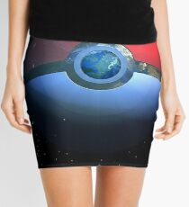 Pokemon World Mini Skirt