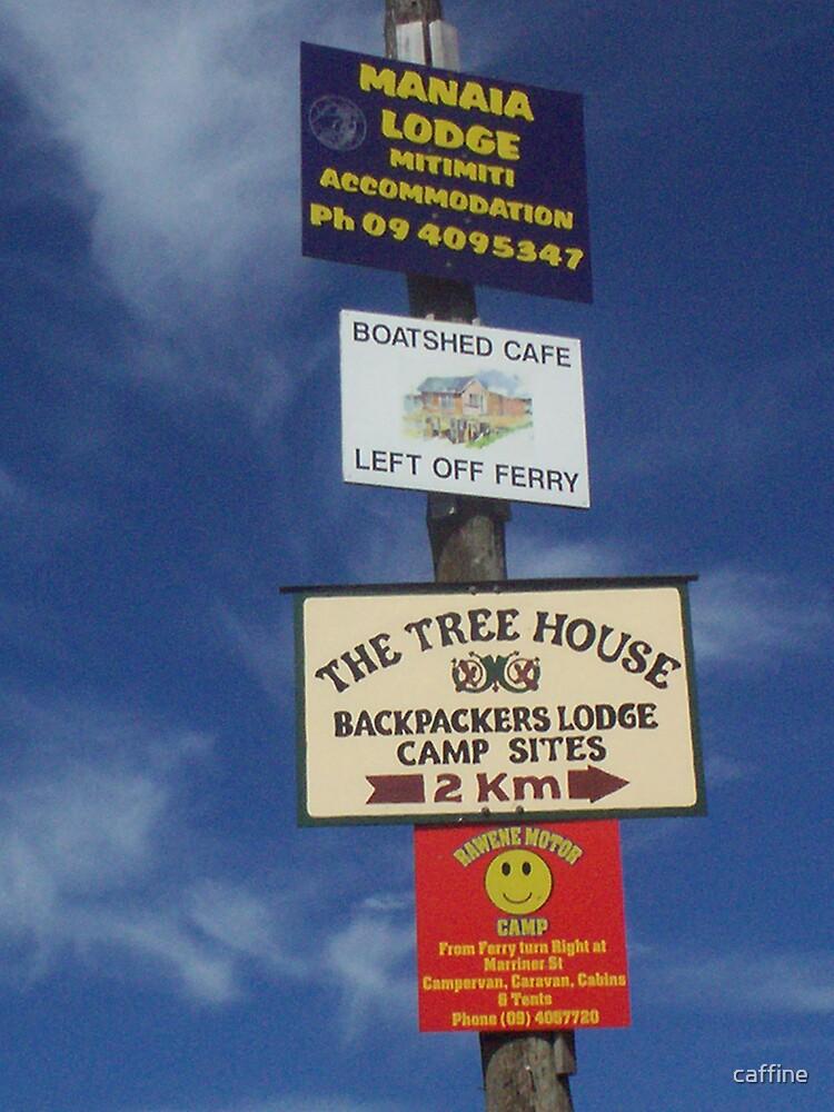 Hokianga Sign by caffine