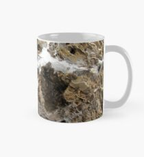 A Rocky face in the Ancient Rock. Mug