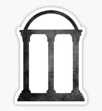 the arch Sticker