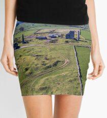 Magpie Mine aerial  Mini Skirt