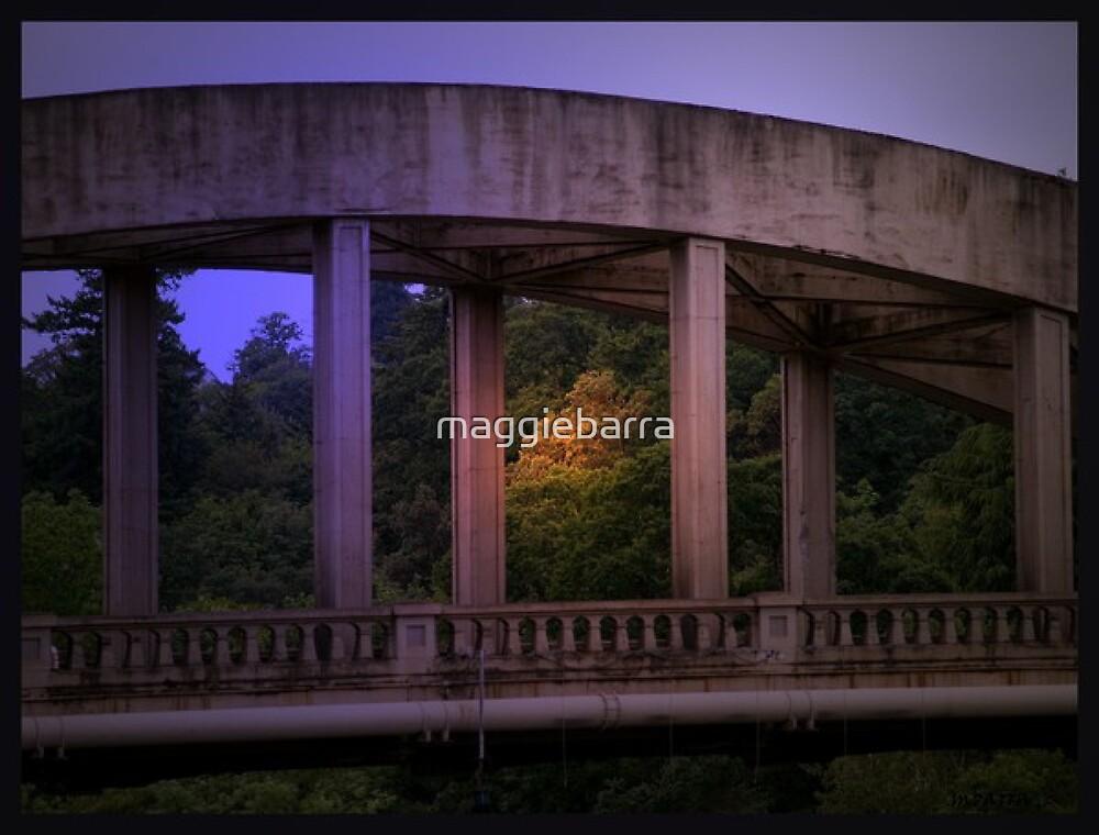 Saturday Morning Bridge by maggiebarra