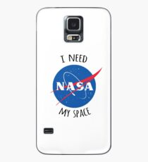 NASA i need my space Case/Skin for Samsung Galaxy