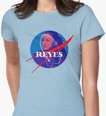Raven Reyes Womens Fitted T-Shirt