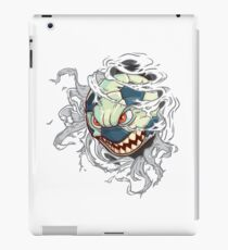 Monster Soccer ball iPad Case/Skin