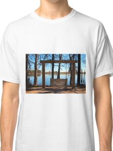 Peace By The River Classic T-Shirt
