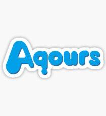 Aqours Sticker