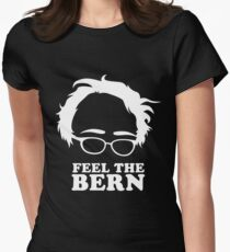 Feel the Bern Women's Fitted T-Shirt