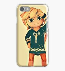 Hero of the Wind iPhone Case/Skin