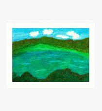 St. Johns Virgin Islands Art Print