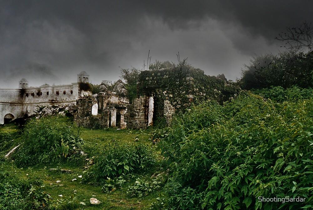 Ruins by ShootingSardar