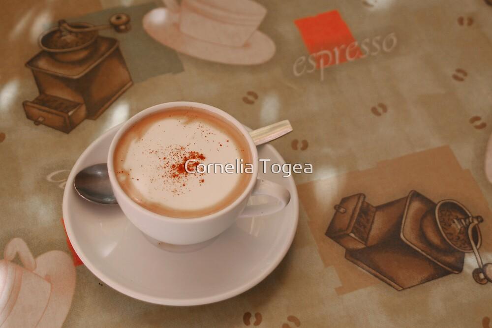 cappuccino by Cornelia Togea