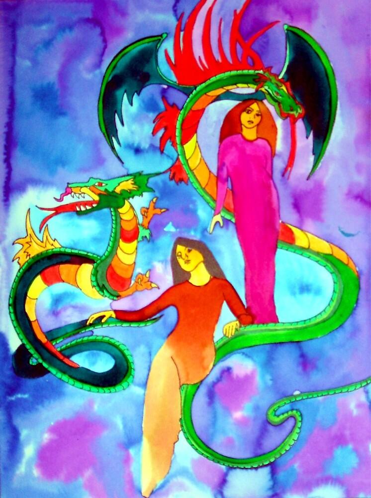 Dancing in the Skys by Jamie Winter-Schira