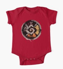 Good Vibes! Birds Flying in Abstract Sunset!!! Kids Clothes