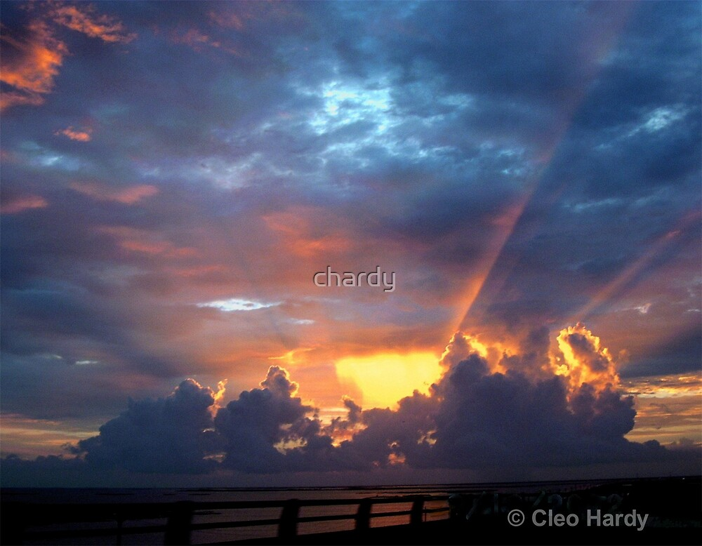 Angry Sunrise by chardy