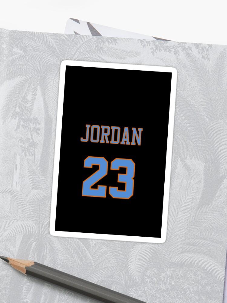 official photos 995f5 f401f Michael Jordan 23 Space Jam Tune Squad Looney Tunes Jersey Case | Sticker