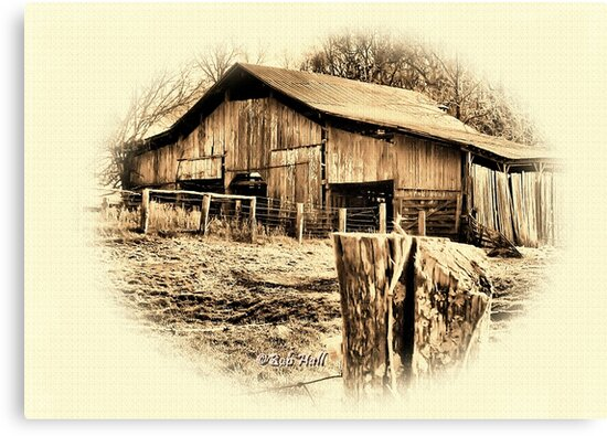 """""""Uncle Judd's Backyard""""... prints and products by Bob Hall©"""