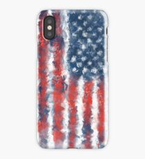 usa flag american flag  iPhone Case/Skin