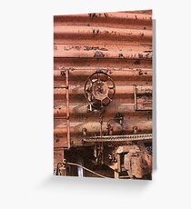 Boxcar Works Greeting Card